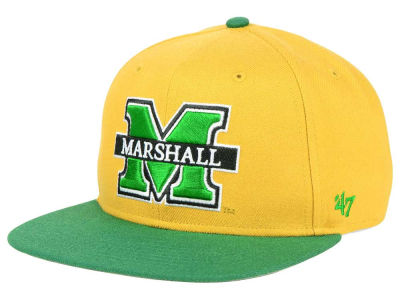 Marshall Thundering Herd '47 NCAA Sure Shot Snapback Cap
