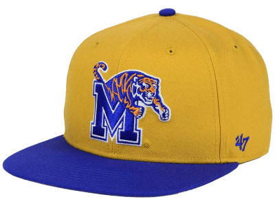 Memphis Tigers '47 NCAA Sure Shot Snapback Cap