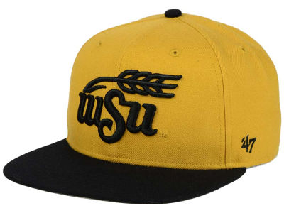 Wichita State Shockers '47 NCAA Sure Shot Snapback Cap