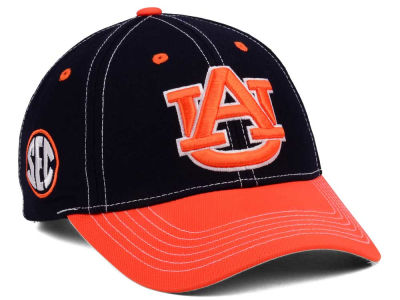 Auburn Tigers Top of the World NCAA Triple Conference 2 Tone Cap