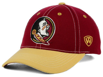 Florida State Seminoles Top of the World NCAA Triple Conference 2 Tone Cap