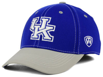 Kentucky Wildcats Top of the World NCAA Triple Conference 2 Tone Cap