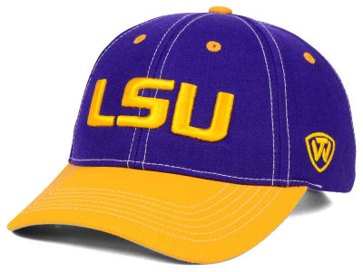 LSU Tigers Top of the World NCAA Triple Conference 2 Tone Cap