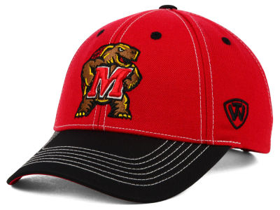 Maryland Terrapins Top of the World NCAA Triple Conference 2 Tone Cap