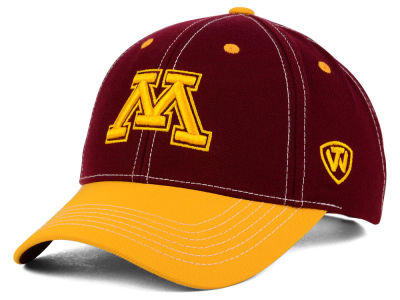 Minnesota Golden Gophers Top of the World NCAA Triple Conference 2 Tone Cap