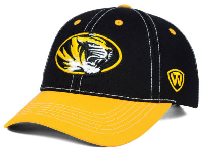 Missouri Tigers Top of the World NCAA Triple Conference 2 Tone Cap