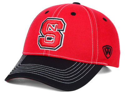 North Carolina State Wolfpack Top of the World NCAA Triple Conference 2 Tone Cap