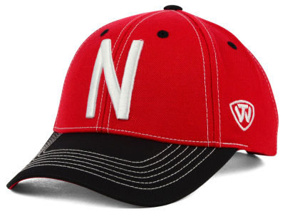 Nebraska Cornhuskers Top of the World NCAA Triple Conference 2 Tone Cap