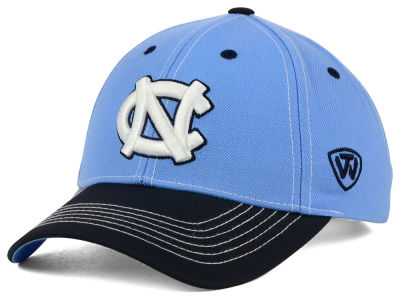 North Carolina Tar Heels Top of the World NCAA Triple Conference 2 Tone Cap