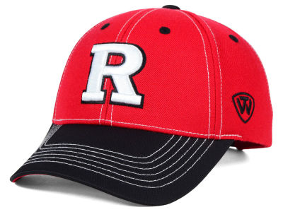 Rutgers Scarlet Knights Top of the World NCAA Triple Conference 2 Tone Cap