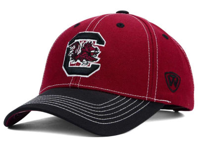 South Carolina Gamecocks Top of the World NCAA Triple Conference 2 Tone Cap
