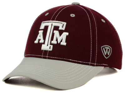 Texas A&M Aggies Top of the World NCAA Triple Conference 2 Tone Cap