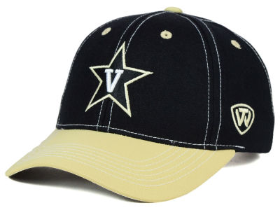Vanderbilt Commodores Top of the World NCAA Triple Conference 2 Tone Cap