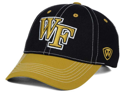 Wake Forest Demon Deacons Top of the World NCAA Triple Conference 2 Tone Cap