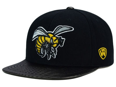 Alabama State Hornets Top of the World NCAA Carbonite Snapback Cap