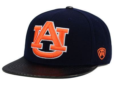 Auburn Tigers Top of the World NCAA Carbonite Snapback Cap