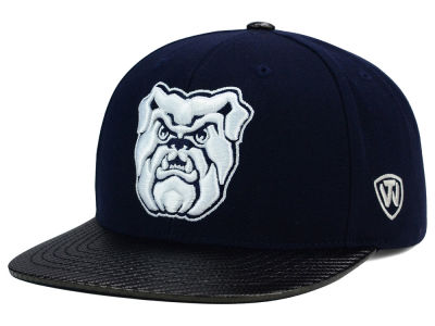 Butler Bulldogs Top of the World NCAA Carbonite Snapback Cap