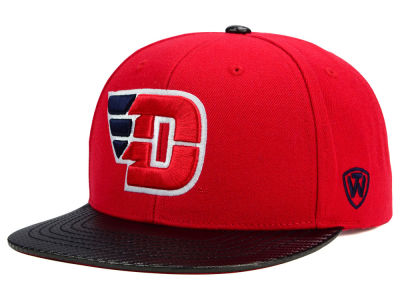 Dayton Flyers Top of the World NCAA Carbonite Snapback Cap