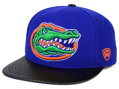 Florida Gators Top of the World NCAA Carbonite Snapback Cap