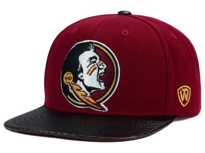 Florida State Seminoles Top of the World NCAA Carbonite Snapback Cap