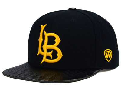 Long Beach State 49ers Top of the World NCAA Carbonite Snapback Cap