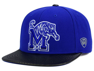 Memphis Tigers Top of the World NCAA Carbonite Snapback Cap