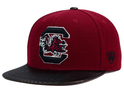 South Carolina Gamecocks Top of the World NCAA Carbonite Snapback Cap
