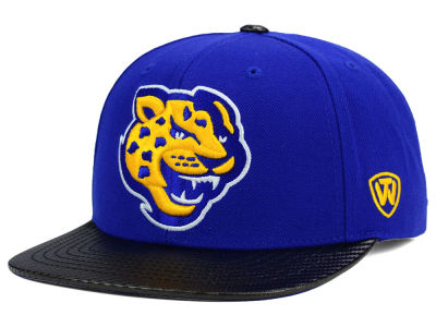 Southern Jaguars Top of the World NCAA Carbonite Snapback Cap
