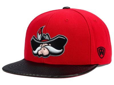 UNLV Runnin Rebels Top of the World NCAA Carbonite Snapback Cap