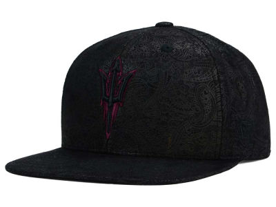 Arizona State Sun Devils Top of the World NCAA Phasely Snapback Cap
