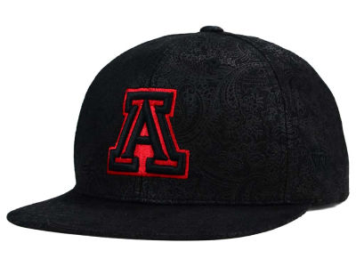 Arizona Wildcats Top of the World NCAA Phasely Snapback Cap
