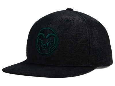 Colorado State Rams Top of the World NCAA Phasely Snapback Cap