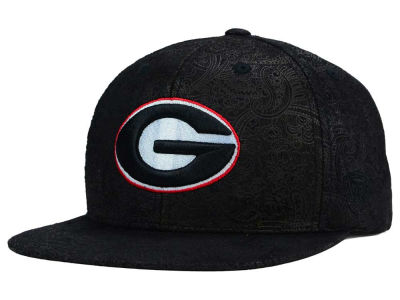 Georgia Bulldogs Top of the World NCAA Phasely Snapback Cap
