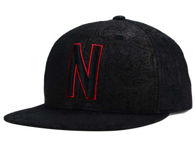 Nebraska Cornhuskers Top of the World NCAA Phasely Snapback Cap