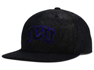Texas Christian Horned Frogs Top of the World NCAA Phasely Snapback Cap