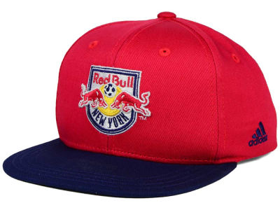New York Red Bulls adidas MLS Kids Goalie Snapback Cap