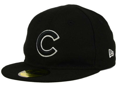 Chicago Cubs New Era MLB Youth My First Black/White 59FIFTY Cap