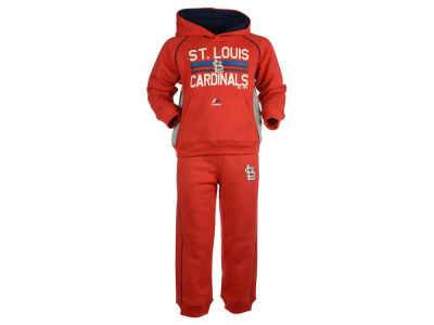 St. Louis Cardinals MLB Toddler Fleece Hood Pant Set