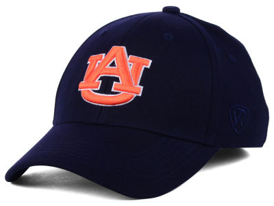 Auburn Tigers Top of the World NCAA Memory Fit PC Cap