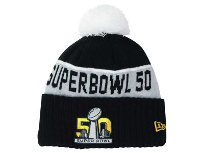 Super Bowl 50 New Era NFL Super Bowl Sport Knit