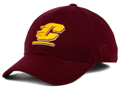 Central Michigan Chippewas Top of the World NCAA Memory Fit PC Cap