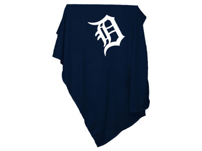 Detroit Tigers MLB Sweatshirt Blanket