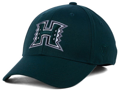 Hawaii Warriors Top of the World NCAA Memory Fit PC Cap