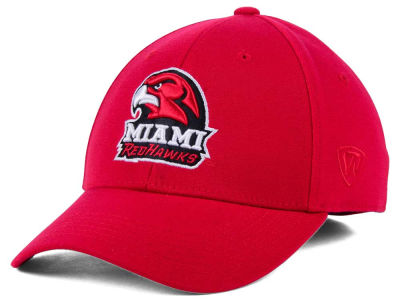 Miami (Ohio) Redhawks Top of the World NCAA Memory Fit PC Cap