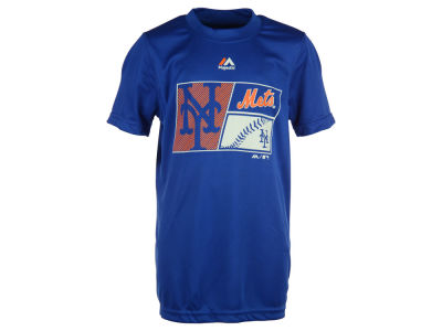 New York Mets MLB Youth Define Play T-Shirt
