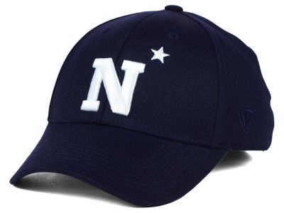 Navy Midshipmen Top of the World NCAA Memory Fit PC Cap