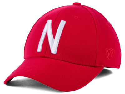 Nebraska Cornhuskers Top of the World NCAA Memory Fit PC Cap
