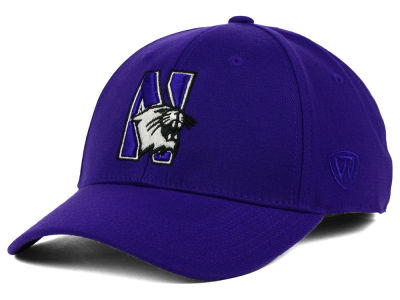 Northwestern Wildcats Top of the World NCAA Memory Fit PC Cap