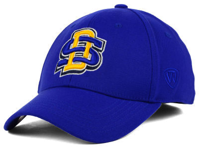 South Dakota State Jack Rabbits Top of the World NCAA Memory Fit PC Cap