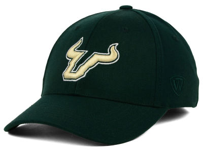South Florida Bulls Top of the World NCAA Memory Fit PC Cap